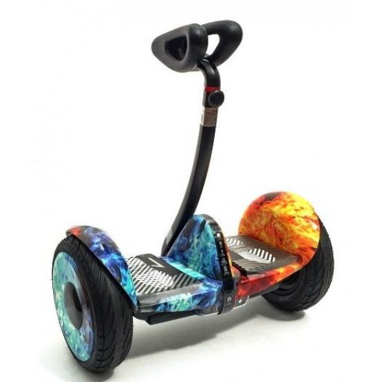 Мини-сигвей Mini Robot оранжево-синий