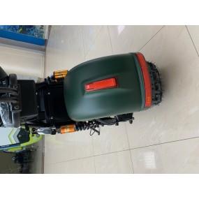 Электросамокат CityCoco 2000W зеленый 40 Ah