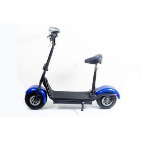 Электросамокат CityCoco Mini синий