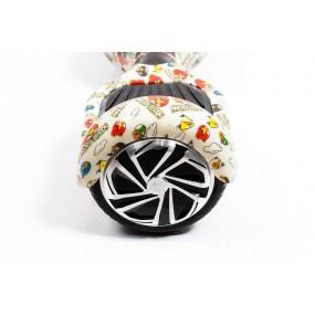 Гироскутер Smart Balance Wheel 6.5'' - энгри бердз