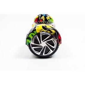 Гироскутер Smart Balance Wheel 6.5'' - граффити