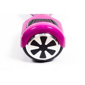 Гироскутер Smart Balance Wheel 6.5'' - розовый хром