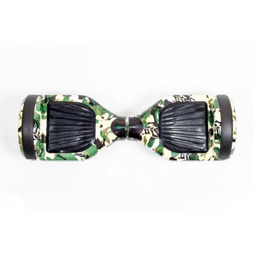 Гироскутер Smart Balance Wheel 6.5'' - граффити зеленый