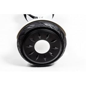 Гироскутер Smart Balance Wheel 10'' - белый с черными полосками