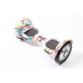 Гироскутер Smart Balance Wheel 10'' - граффити