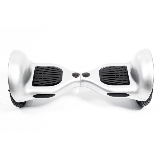 Гироскутер Smart Balance Wheel 10'' - серебристый