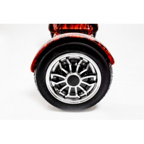 Гироскутер Smart Balance Wheel 10'' Pro - граффити красный