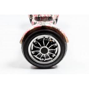 Гироскутер Smart Balance Wheel 10'' Pro - граффити розовый