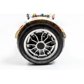 Гироскутер Smart Balance Wheel 10'' Pro - белый граффити