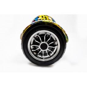 Гироскутер Smart Balance Wheel 10'' PRO - граффити желтый