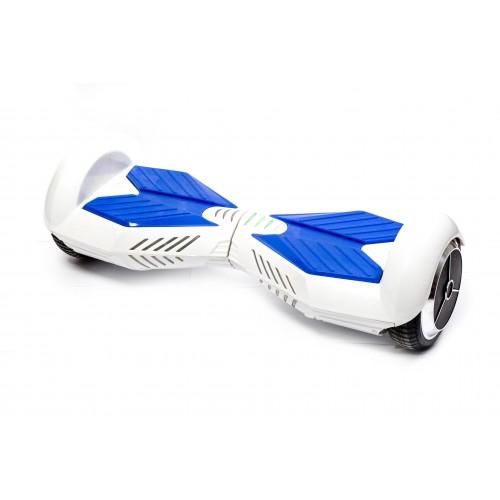 Гироскутер Smart Balance Transformer 6.5'' - бело-синий