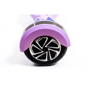 Гироскутер Smart Balance Transformer 8'' - розово-синий