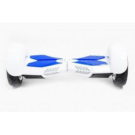 Гироскутер Smart Balance Transformer 10'' PRO - бело-синий