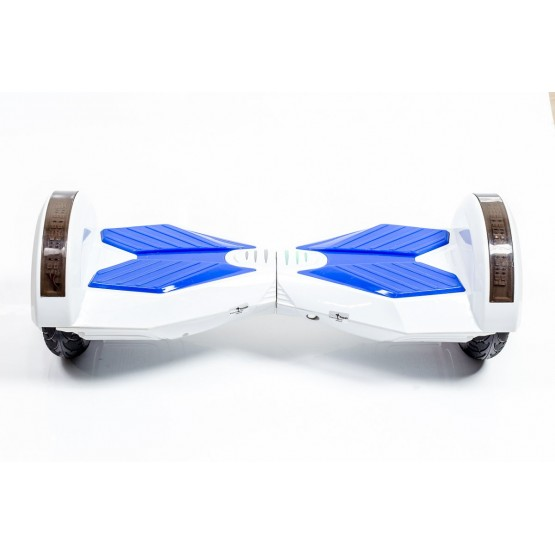 Гироскутер Smart Balance Transformer 8'' - бело-синий