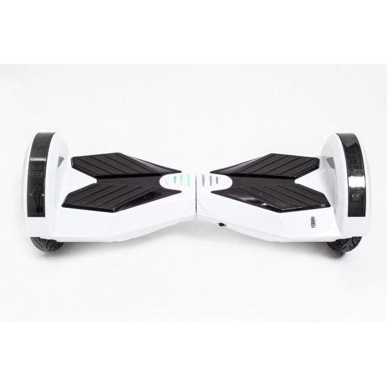 Гироскутер Smart Balance Transformer 8'' - бело-черный