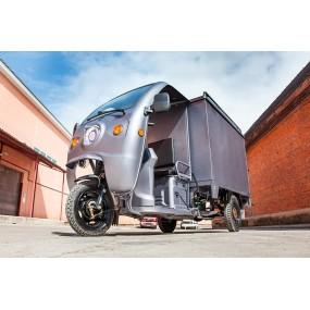 Трицикл Rutrike Карго 1800 60V1000W С АКБ 64A/h