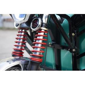 Трицикл Rutrike Рикша 60V 1000W