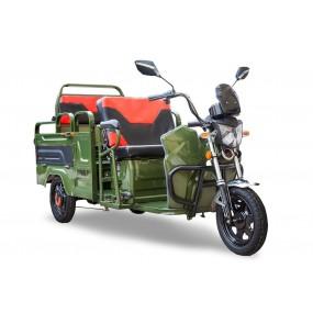 Трицикл Rutrike Вояж-П 1200 Трансформер 60V 800W
