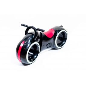 Светящийся беговел с музыкой Tron Bike