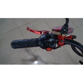 Электросамокат CityCoco Chopper Pro Красный