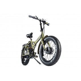 Электровелосипед Wellness Bad Dual New