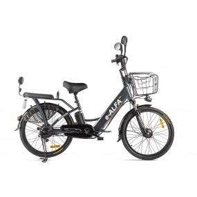 Электровелосипед Green City E-Alfa New