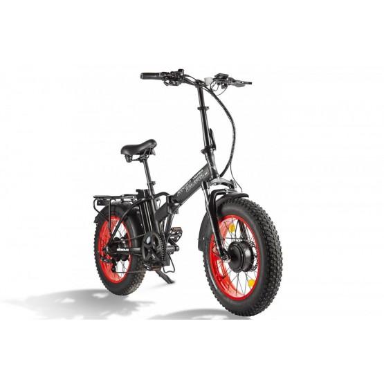 Электровелосипед VoltEco Bad Dual