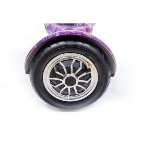 Гироскутер Smart Balance Wheel - фиолетовый космос