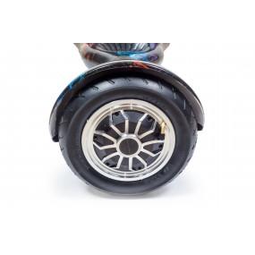 Гироскутер Smart Balance Wheel 10'' - трехцвет молния