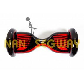 Гироскутер Smart Balance Wheel 10'' Pro Mini - черно-красный