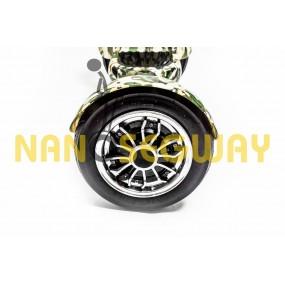 Гироскутер Smart Balance Wheel 10'' колеса Pro - граффити зеленый