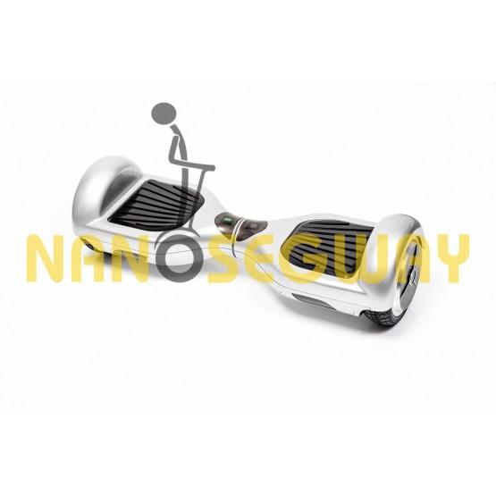 "Гироскутер Smart Balance Wheel - серебристый 6.5"""