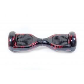 Гироскутер Smart Balance Wheel 6.5'' - красная молния