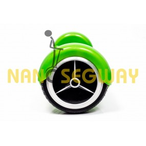 Гироскутер Smart Balance Wheel - зеленый