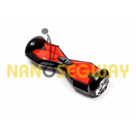 Гироскутер Smart Balance Transformer (сигвей без руля) (мини сигвей) - черно-красный