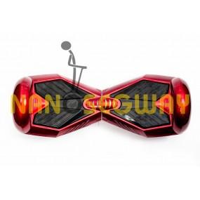 Гироскутер Smart Balance Transformer - вишнево-черный