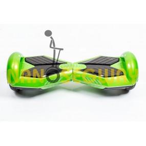 Гироскутер Smart Balance Transformer (iq board) - зелено-черный