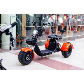 Электроскутер трехколесный CityCoco 2000W