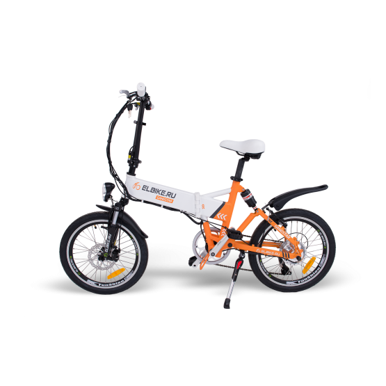 Электровелосипед Elbike Gangstar St 2016