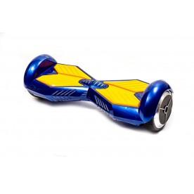 Гироскутер Smart Balance Transformer (iq board) - сине-желтый