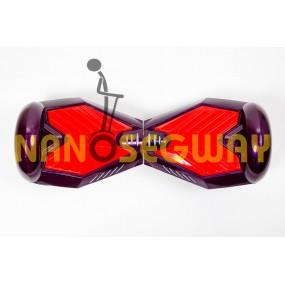 Гироскутер Smart Balance Transformer 6.5'' - сиренево-красный