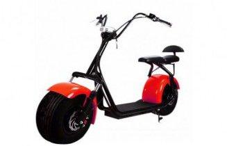 колесо электросамоката для бездорожья