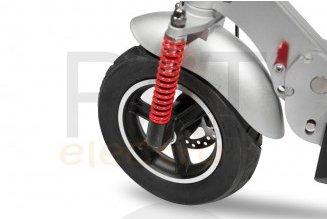 колесо мощного электросамоката