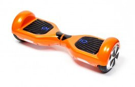 гироскутер chic smart оранжевый