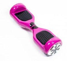фиолетовый гироскутер для детей