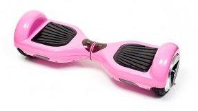 розовый гироскутер для детей