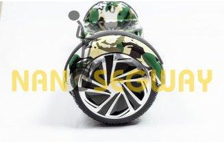 колесо с графити детского гироскутера