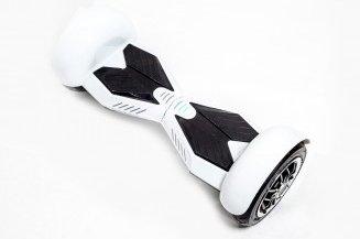 белый гироскутер