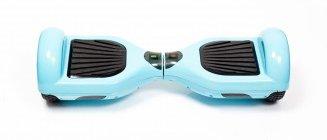 гироскутер smart avatar синий