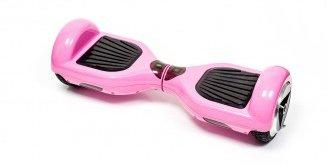 гироскутер smartway розовый